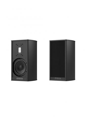 diffusori acustici amplificati wireless HiFi, Piega Premium Wireless 301, finitura aluminium black