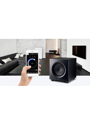 subwoofer amplificato Paradigm Defiance X10, HiFi e Home Theater, lifestyle