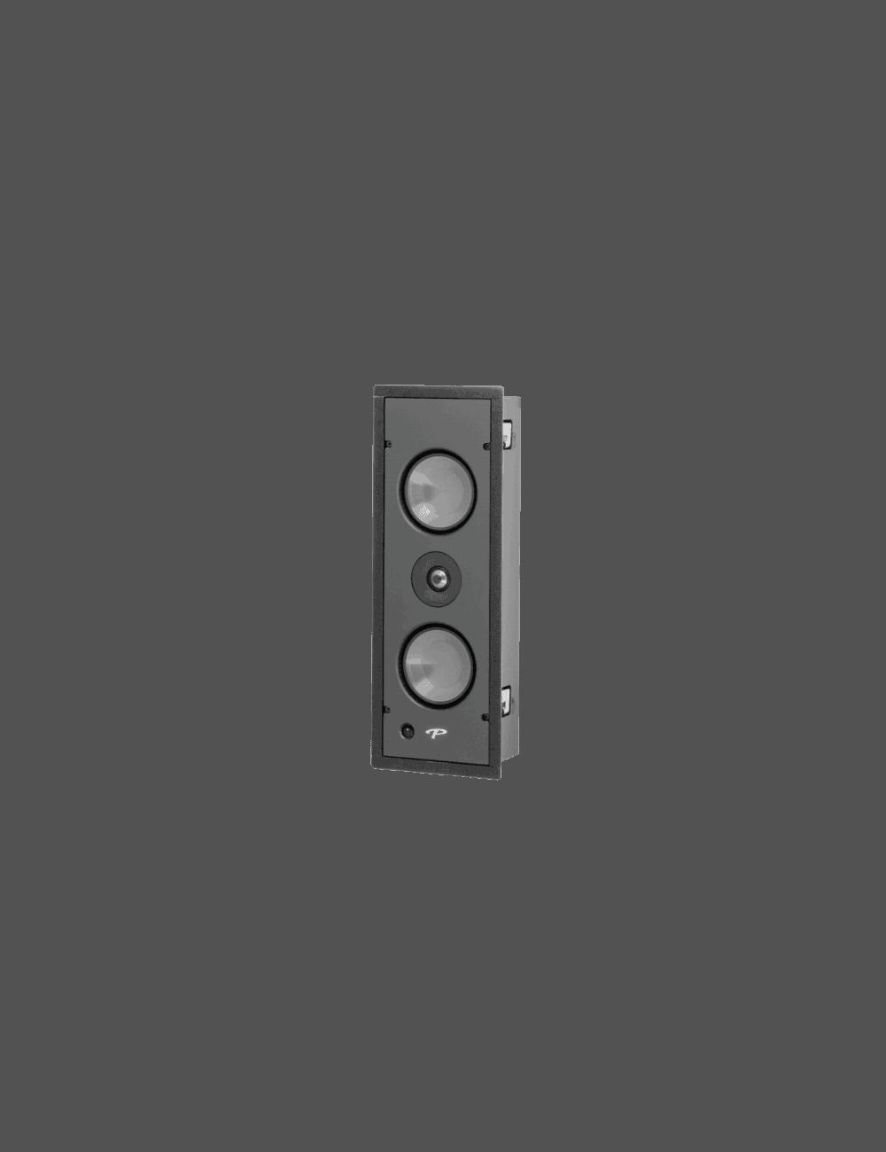 diffusore acustico da incasso a parete o a soffitto, Paradigm CI PRO P1-LCR
