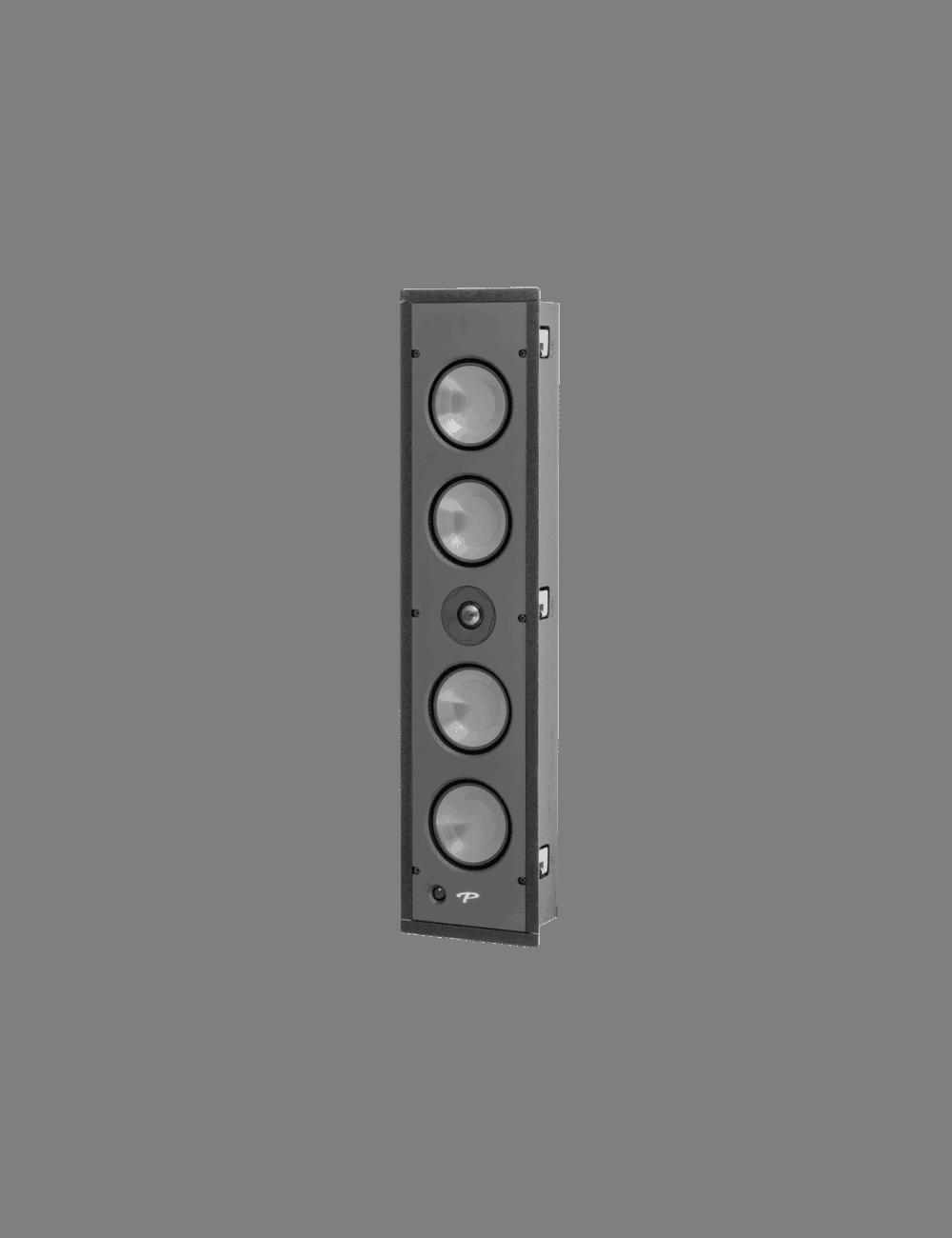 diffusore acustico da incasso a parete o a soffitto, Paradigm CI PRO P3-LCR