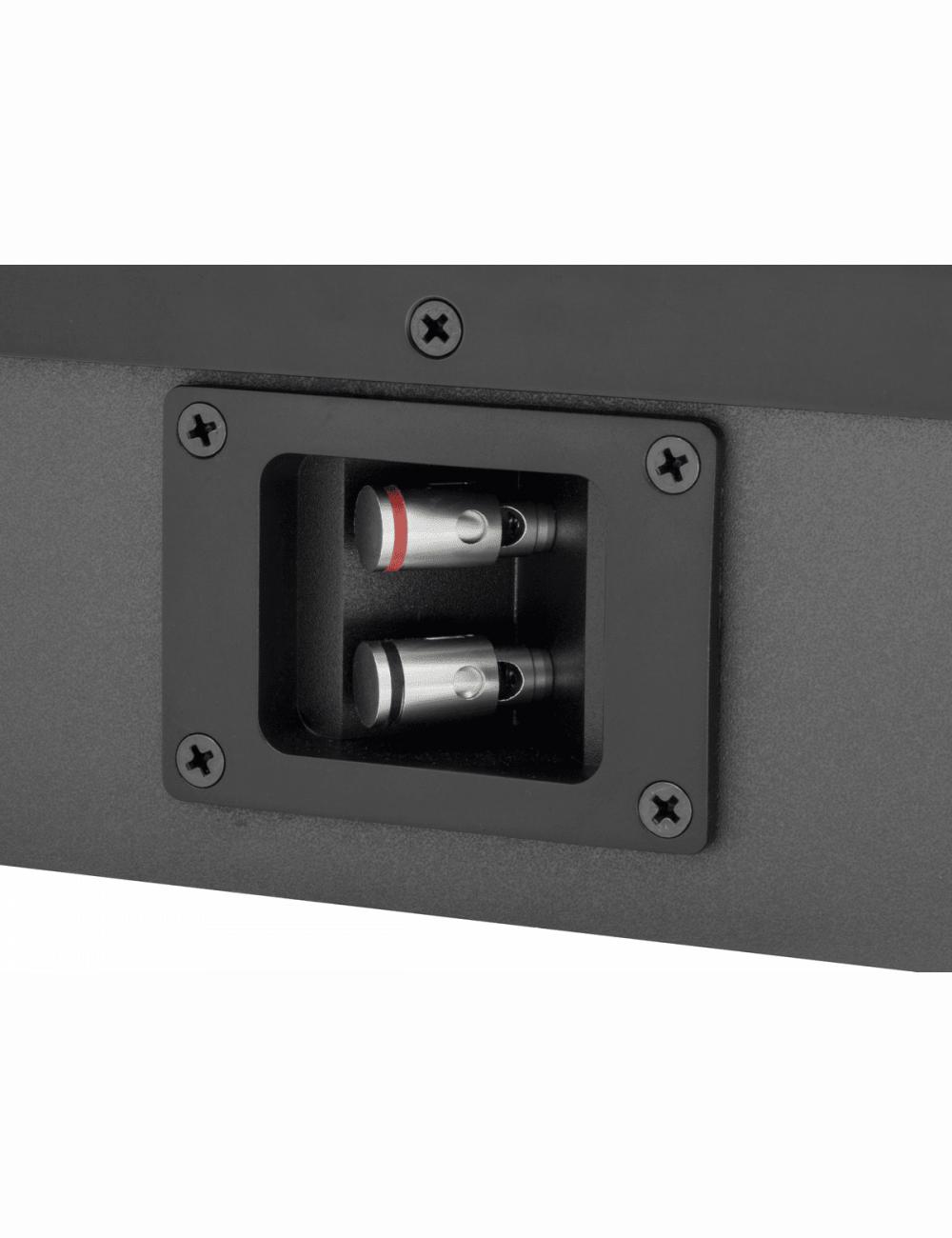 diffusore acustico da incasso a parete o a soffitto, Paradigm CI PRO P5-LCR, morsetti