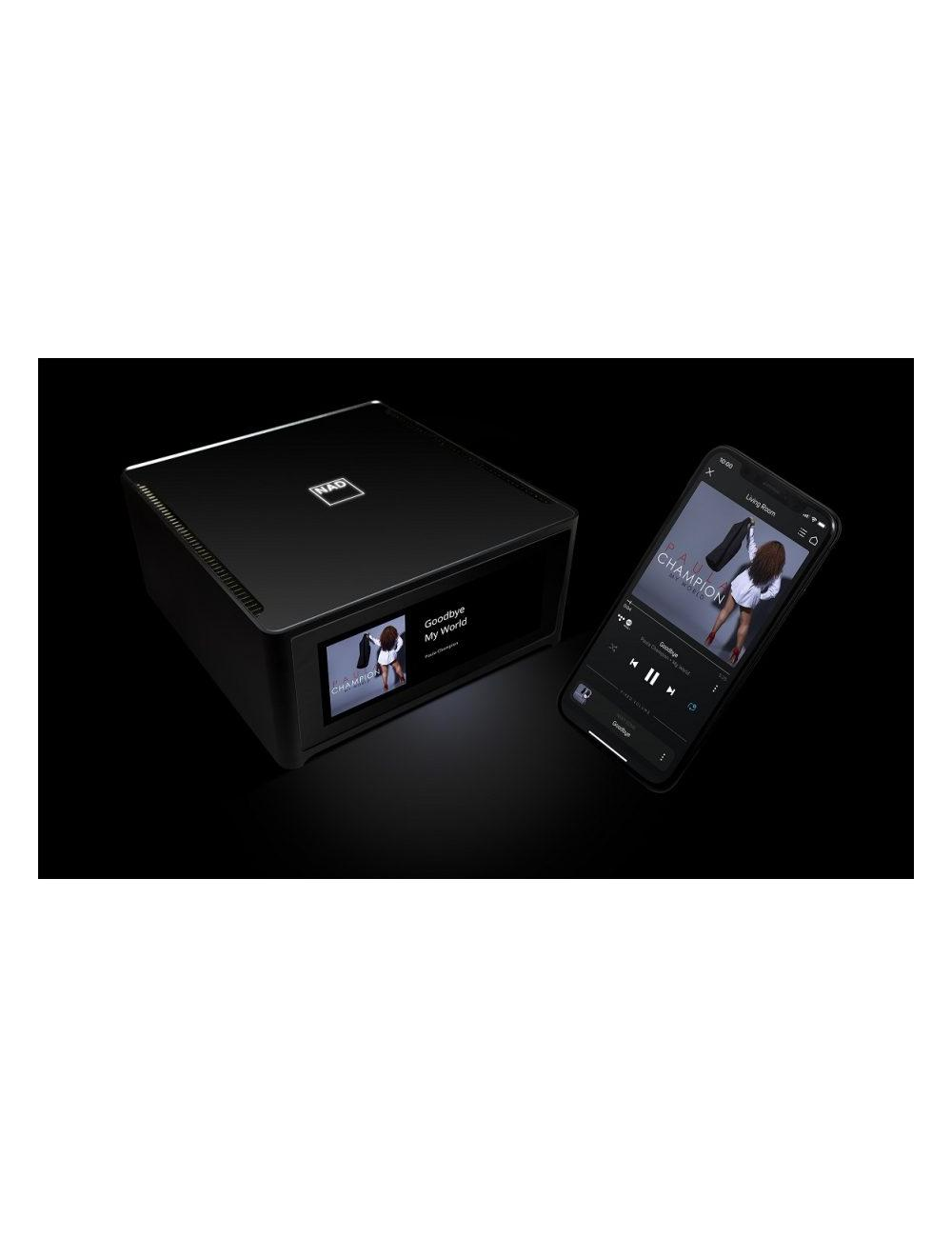 amplificatore integrato streaming HiFi, NAD M10, serie Masters