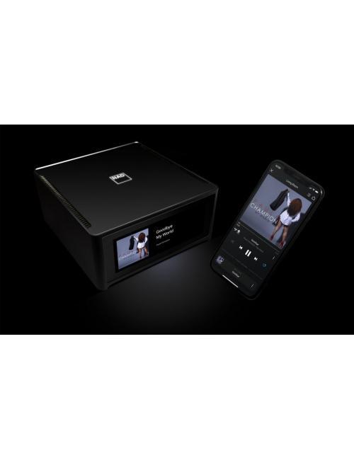 amplificatore integrato streaming HiFi, NAD M10, serie Masters