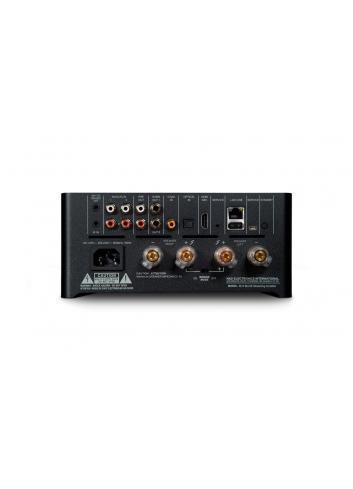 amplificatore integrato streaming HiFi, NAD M10, serie Masters, pannello posteriore