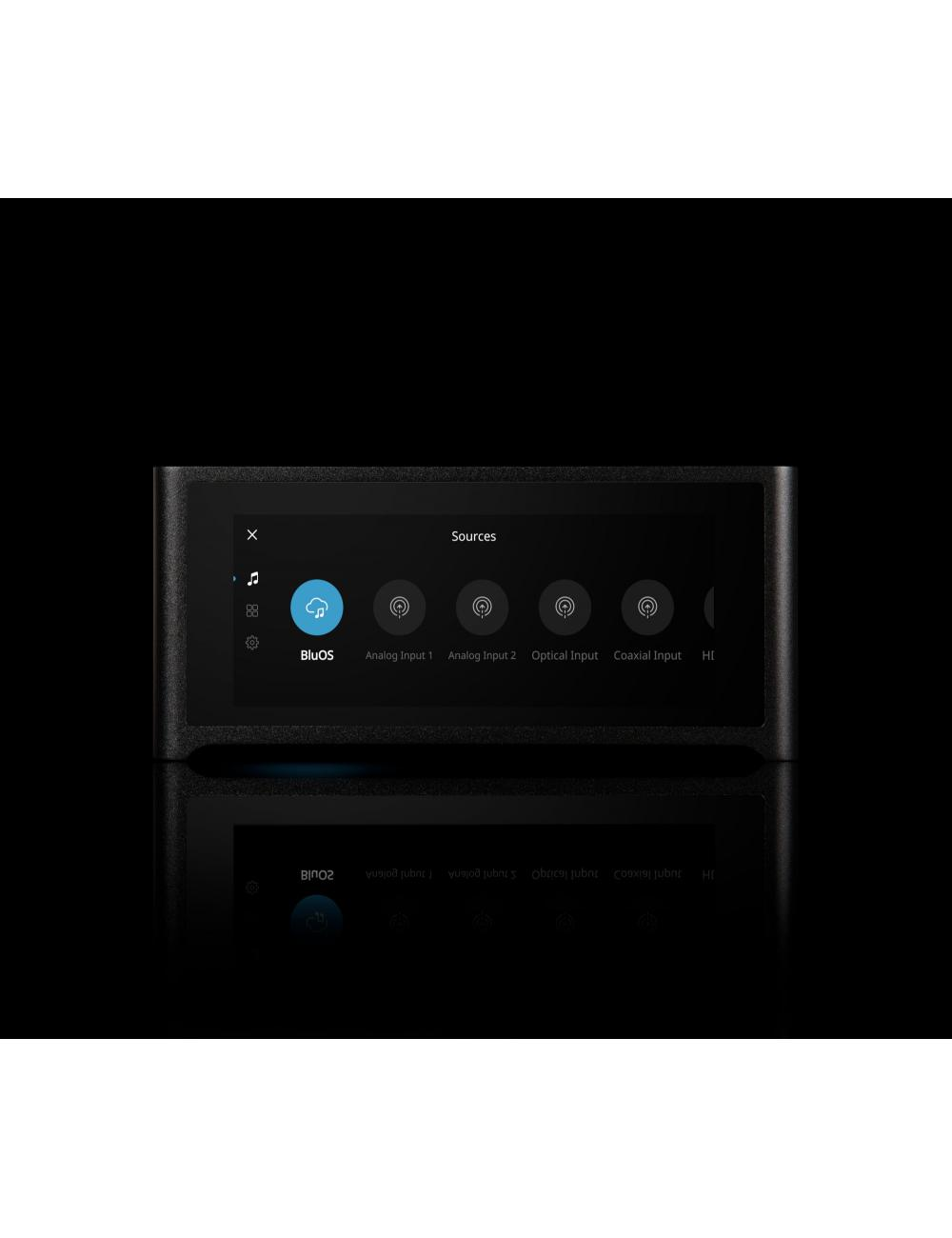 amplificatore integrato streaming HiFi, NAD M10, serie Masters, display pannello di controllo