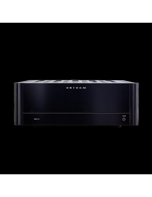 amplificatore di potenza a tre canali, Anthem MCA 525, vista frontale