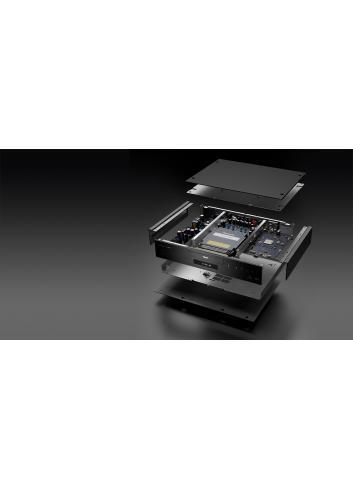 lettore Blu-ray 4K UHD HDR per HiFi e Home Cinema, Panasonic DP UB9000, vista costruzione