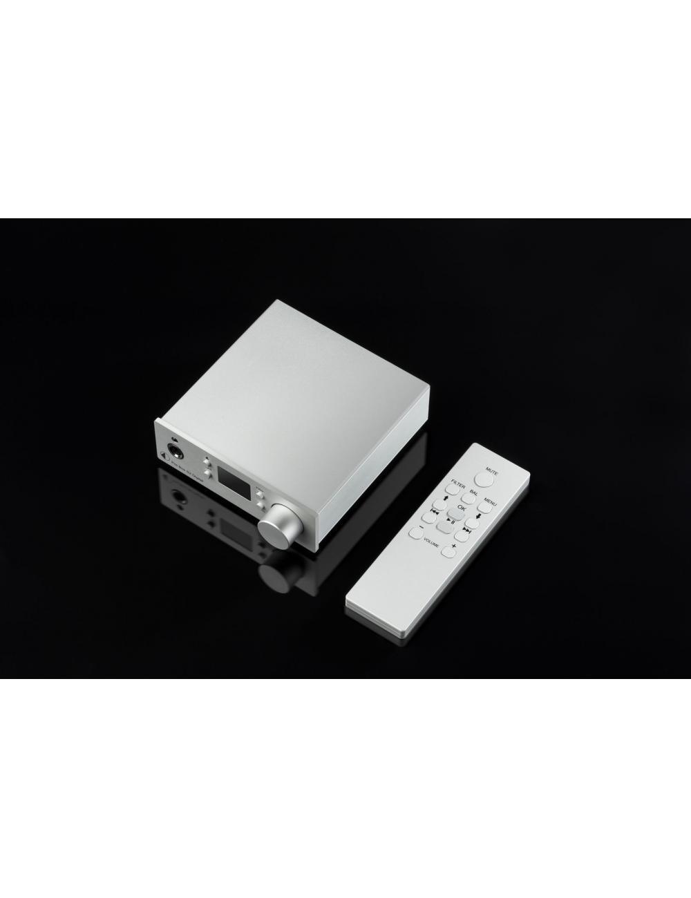 Preamplificatore digitale con convertitore D/A ESS9038, amplificatore per cuffia, Pro-Ject Pre Box S2 Digital