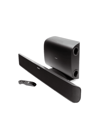 soundbar amplificata per home cinema, Bluetooth Music Streaming, Paradigm Soundtrack 2