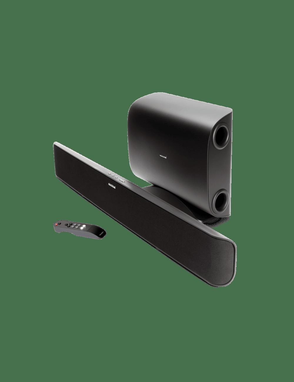 soundbar amplificata per home cinema, Bluetooth Music Streaming, Paradigm Soundtrack 2