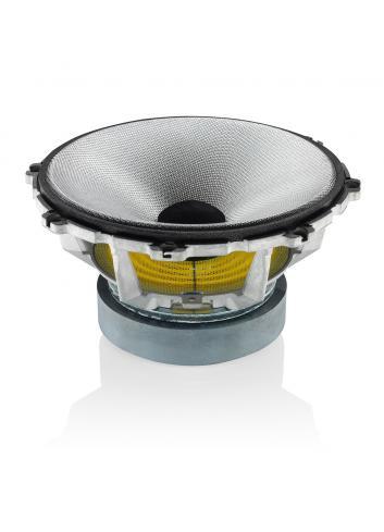diffusori acustici da stand o scaffale per hifi e home theater, Bowers & Wilkins 607, midrange