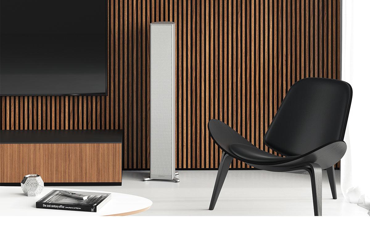 Diffusori da pavimento attivi, Piega Premium Wireless 701