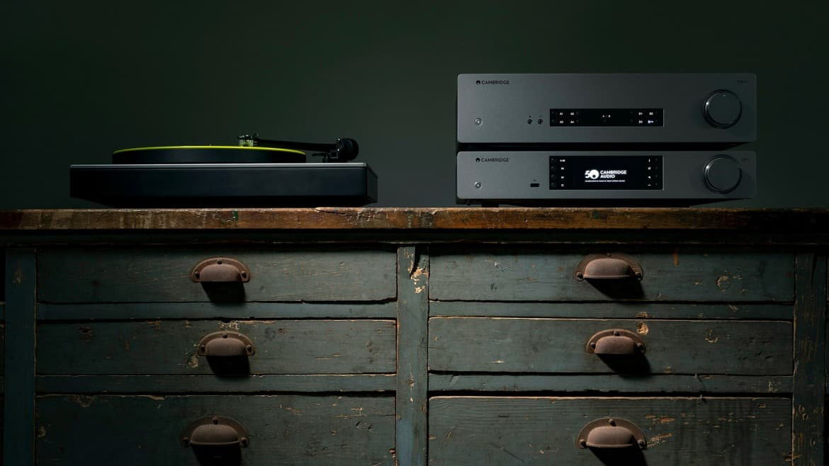Cambridge Audio serie CX2, il suono del progresso